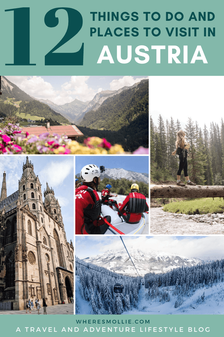 The ultimate bucket list of things to do and places to visit in Austria!