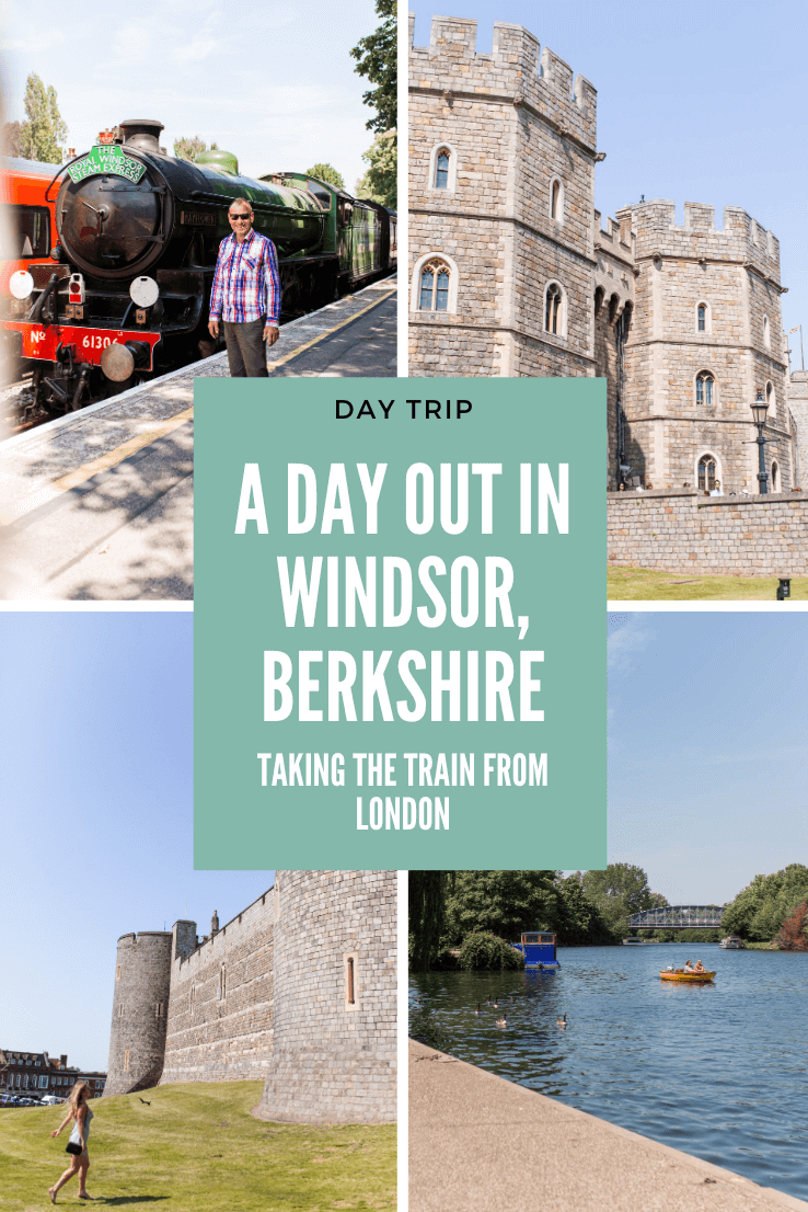 A day trip from London to Windsor Castle