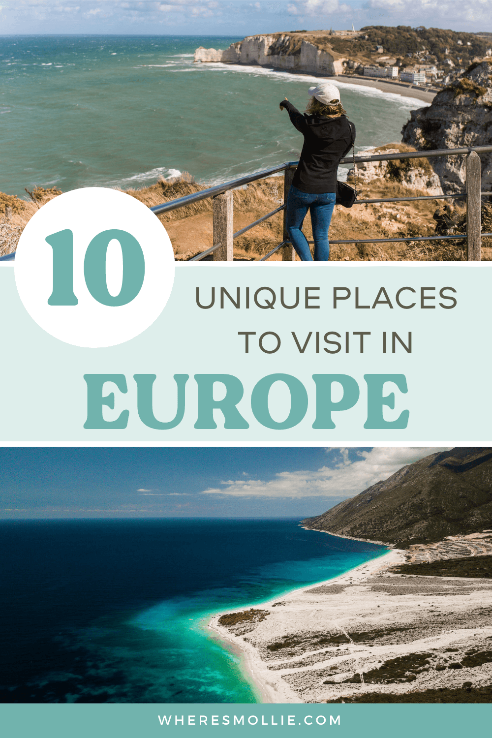 Unusual places to visit in Europe - hidden gems in Europe - unique places to visit in Europe - Where's Mollie