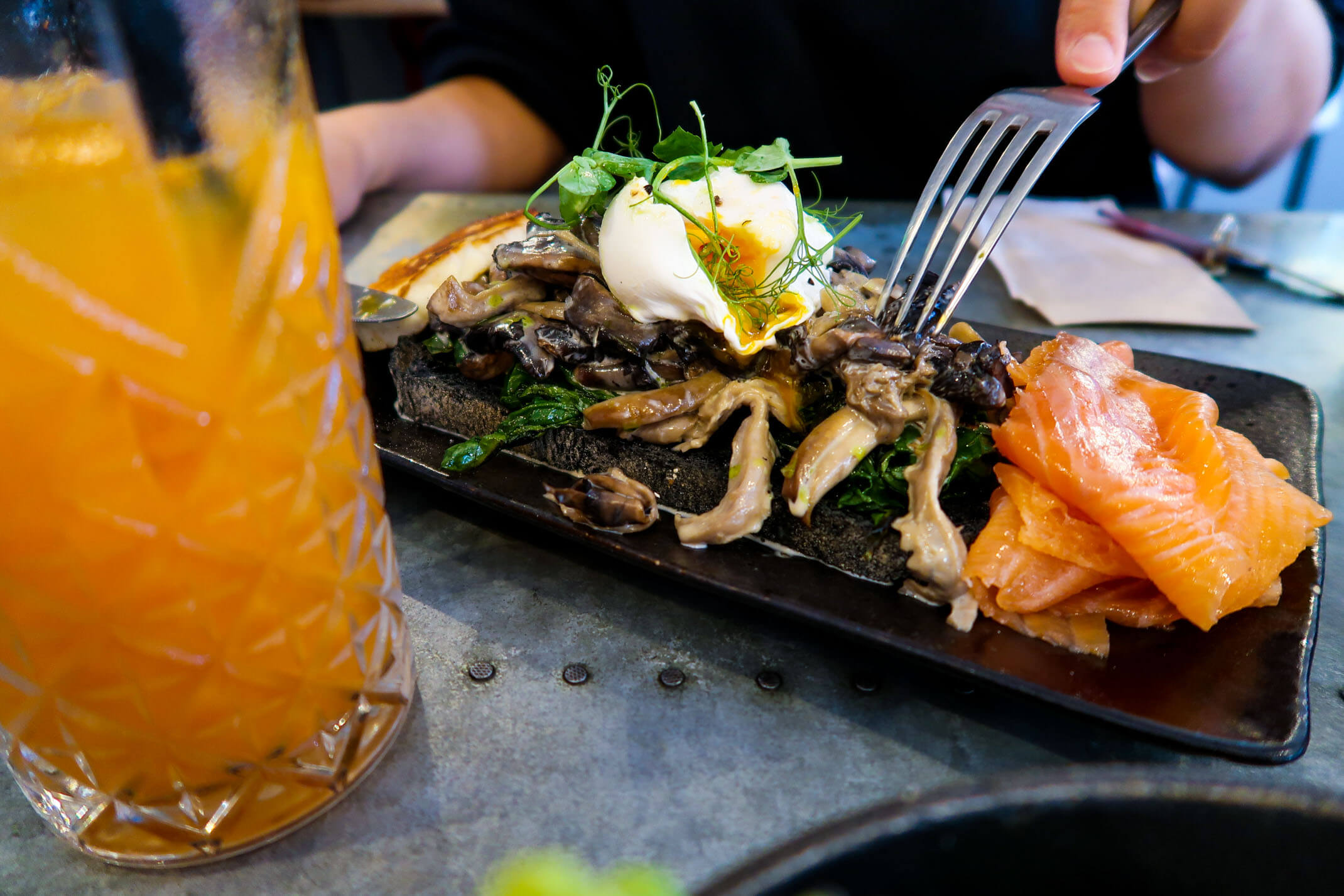 A guide to the best brunch spots in London