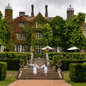 A spa break at Champney's Eastwell Manor, England