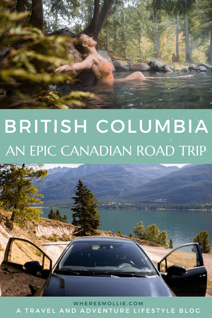A guide to planning a British Columbia road trip, Canada