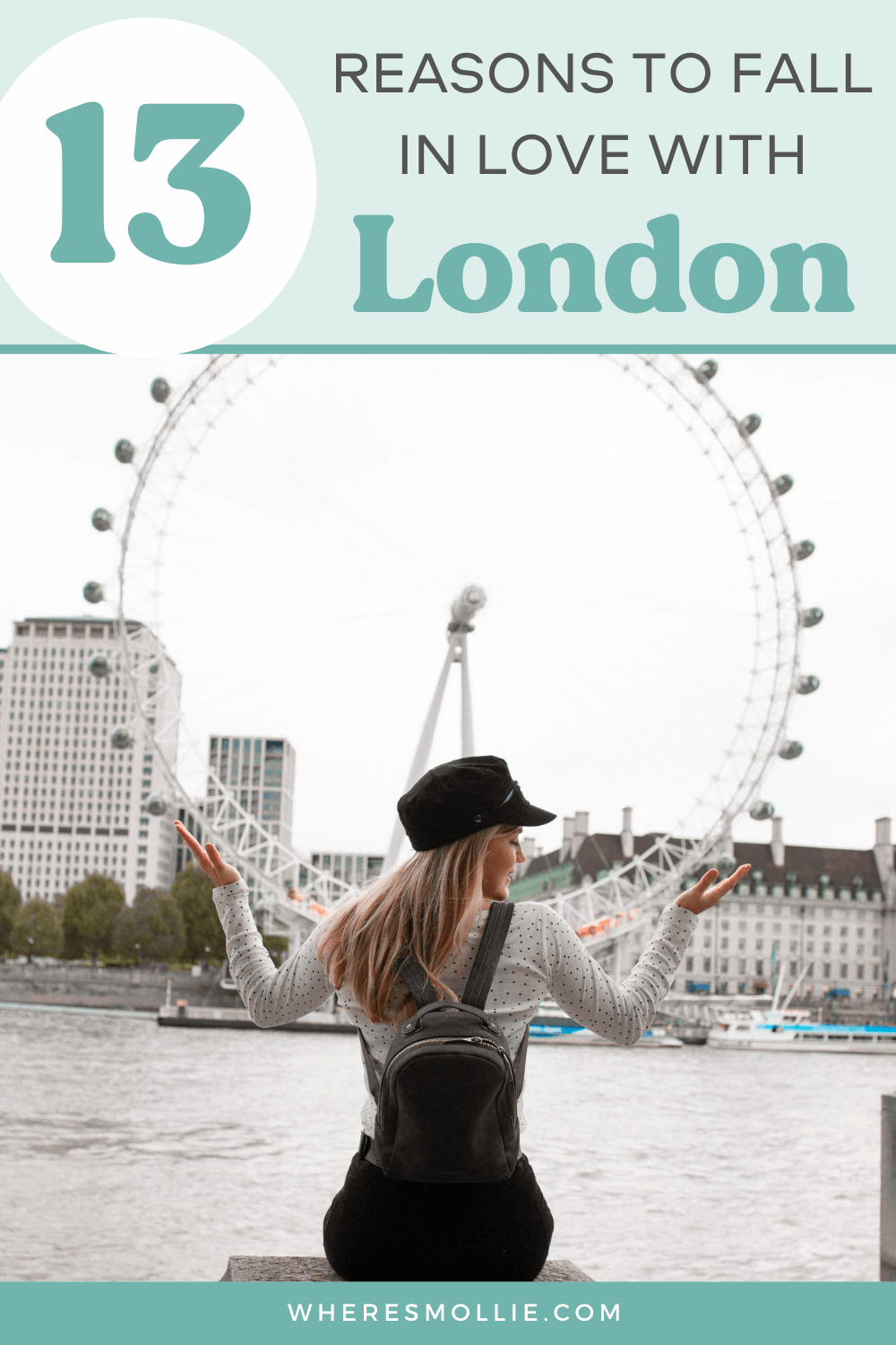 13 reasons why you'll fall in love with London