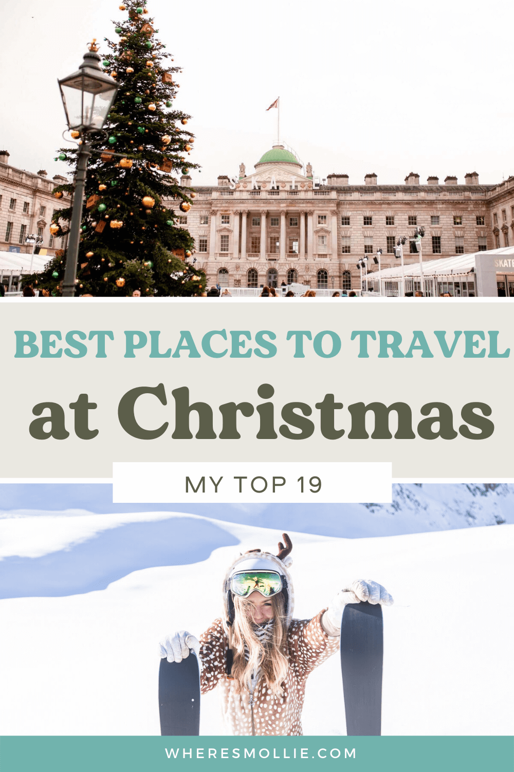 19 of the best places to travel at Christmas