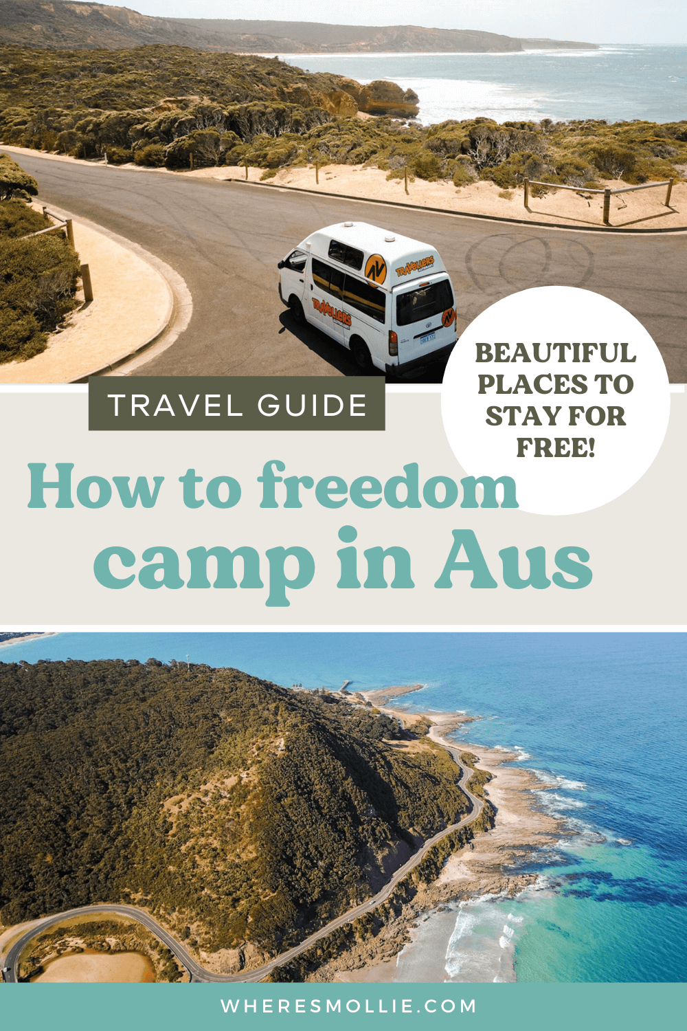 A guide to freedom camping on the east coast of Australia