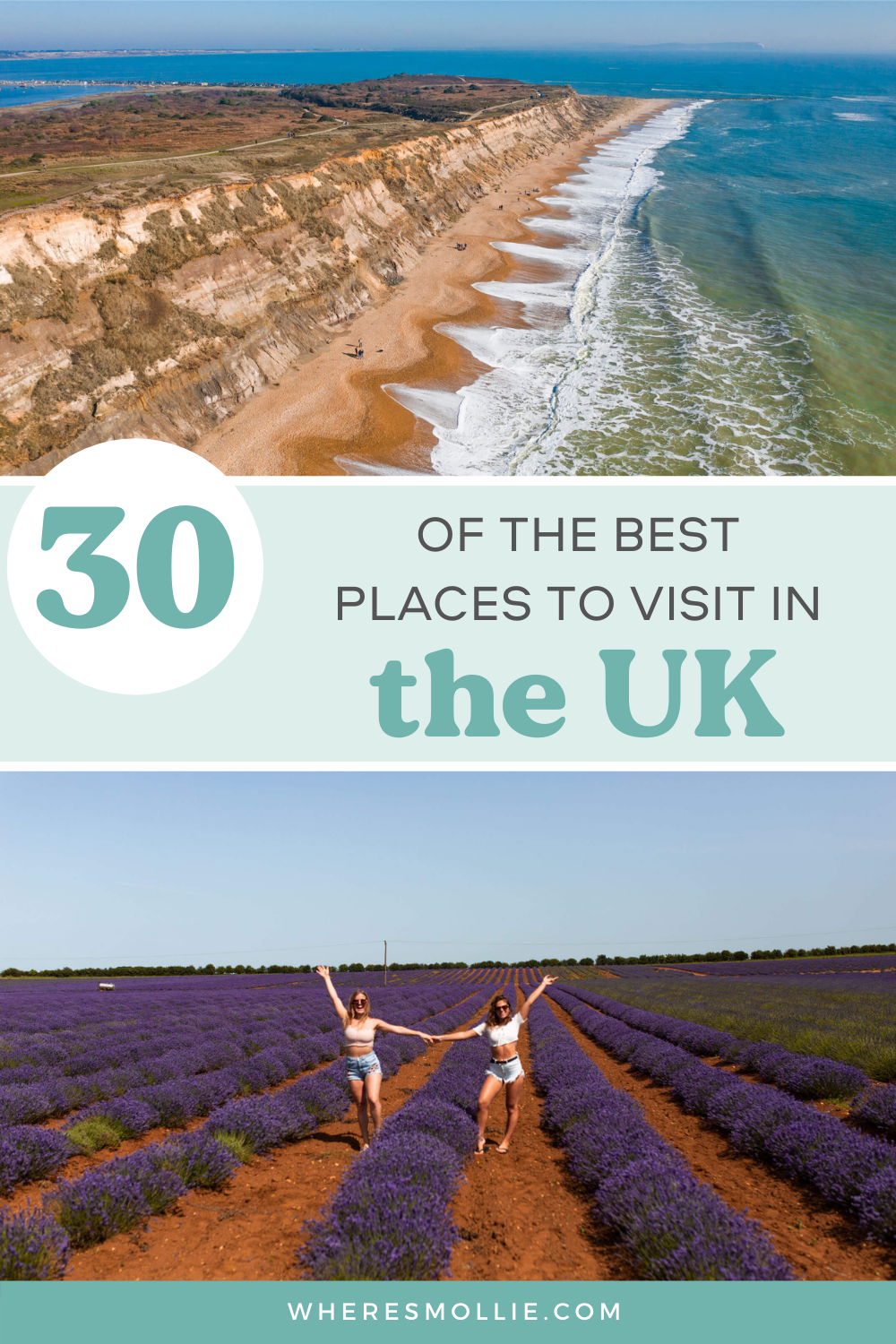 30 of the best places to visit in the UK