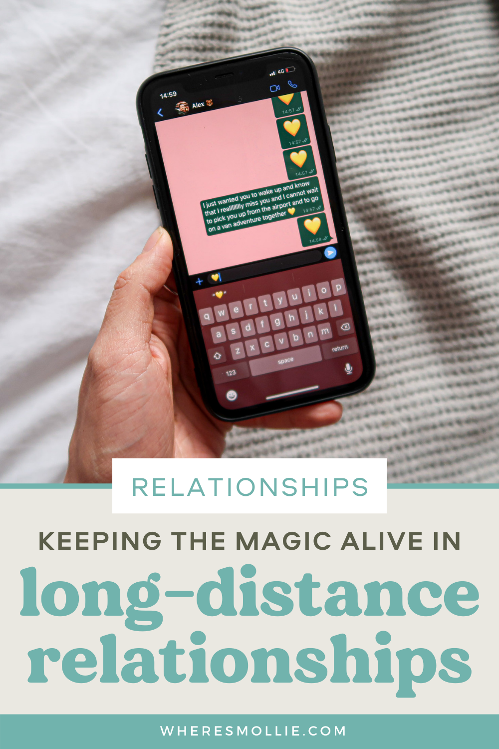 22 top tips for long distance relationships