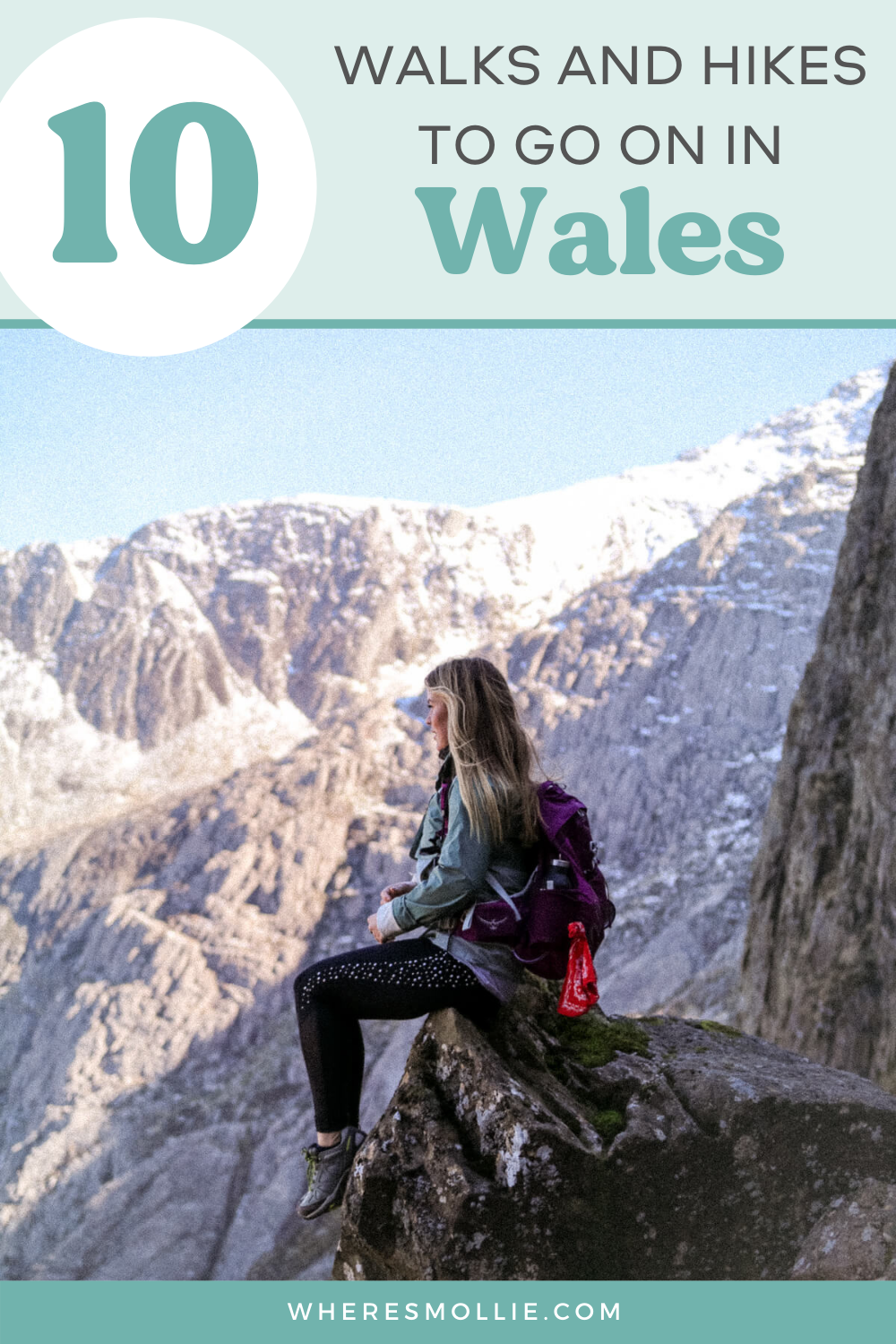 10 hikes and walks in Wales
