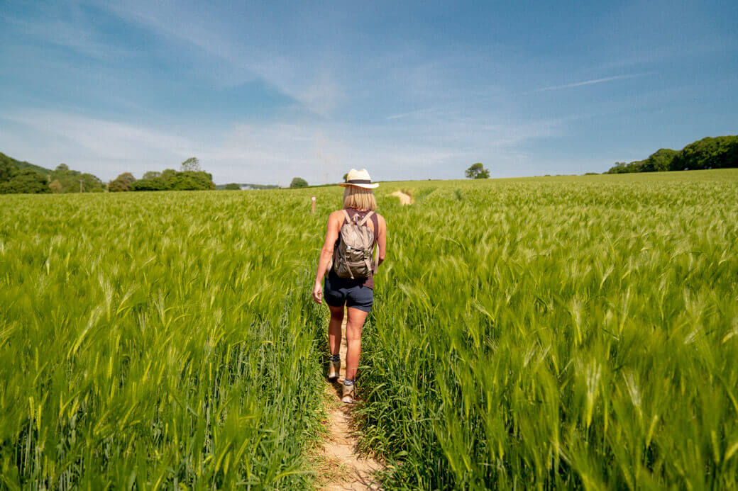 13 stunning walks to go on in England