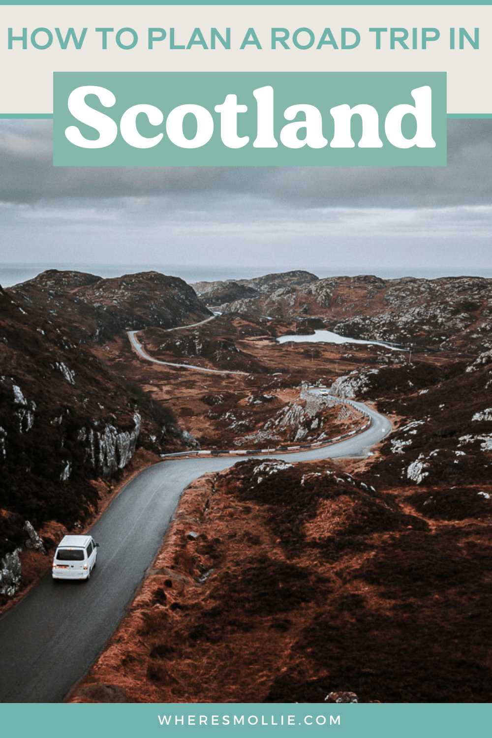 How to plan a road trip in Scotland ft. the best routes
