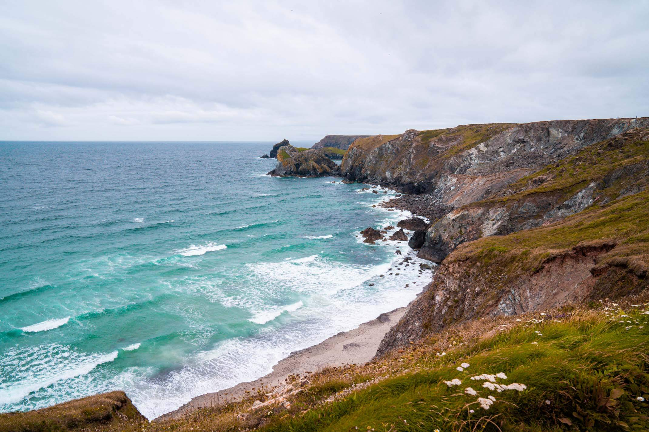 Lizard Peninsula, A guide to the most beautiful beaches in Cornwall, England