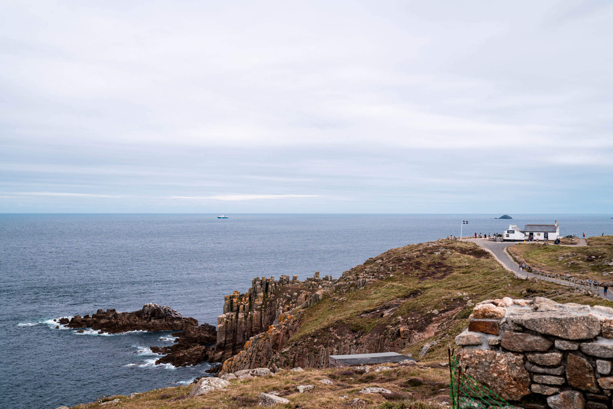 Lands End, A guide to the most beautiful beaches in Cornwall, England