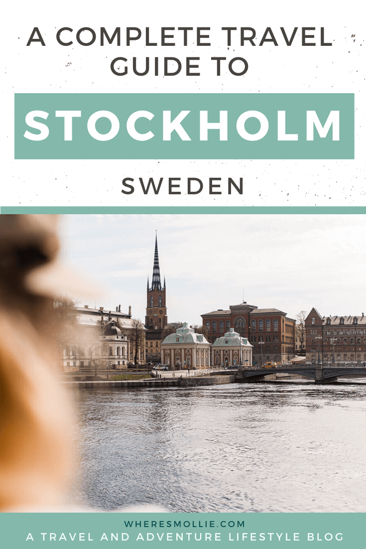 A complete city guide to Stockholm, Sweden