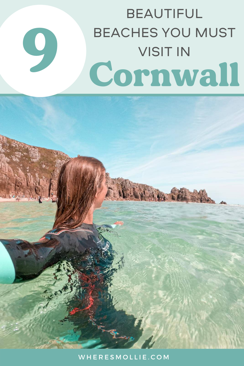 The best and most beautiful beaches to visit in Cornwall