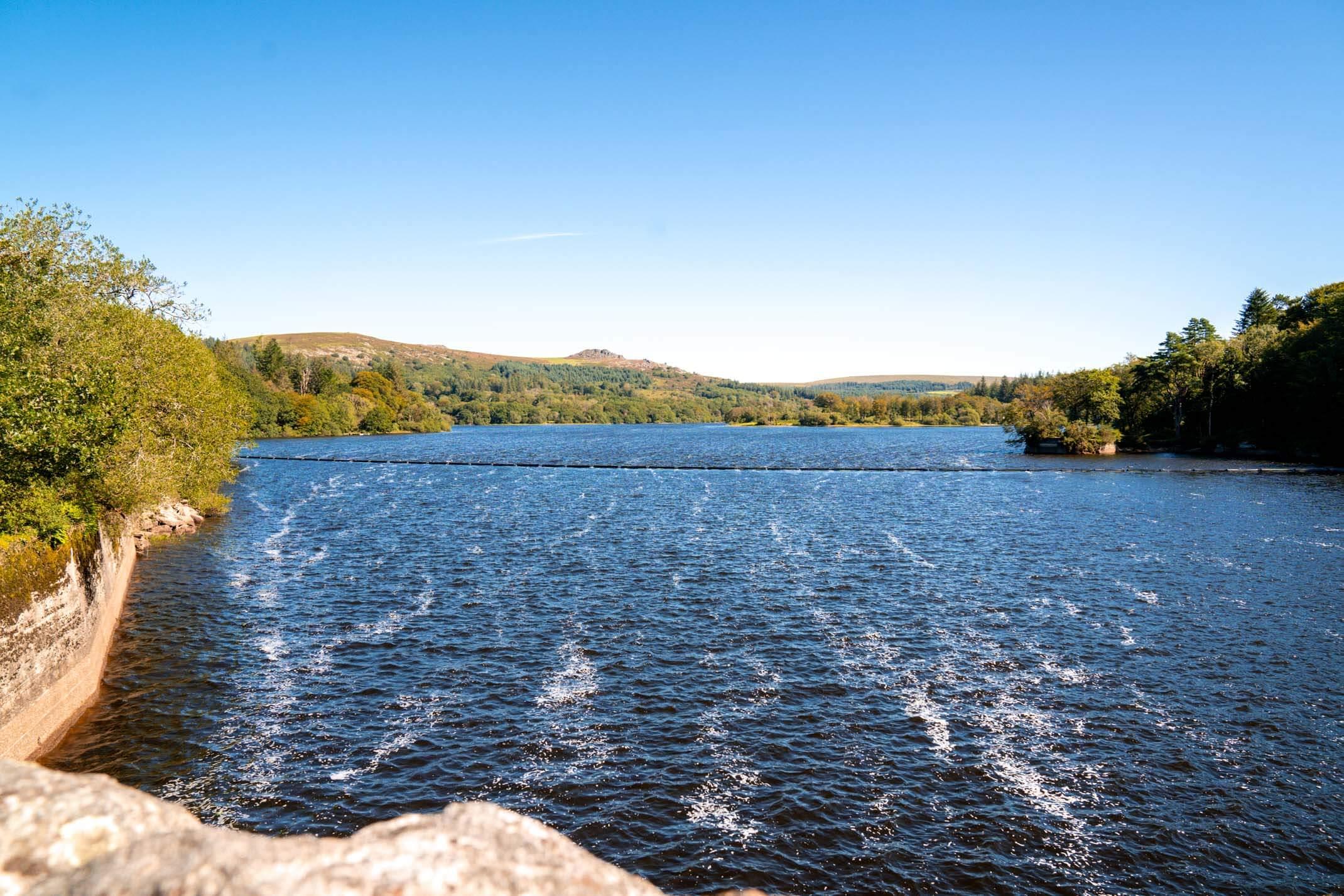 Burrator Reservoir: A guide to exploring Dartmoor National Park, Devon
