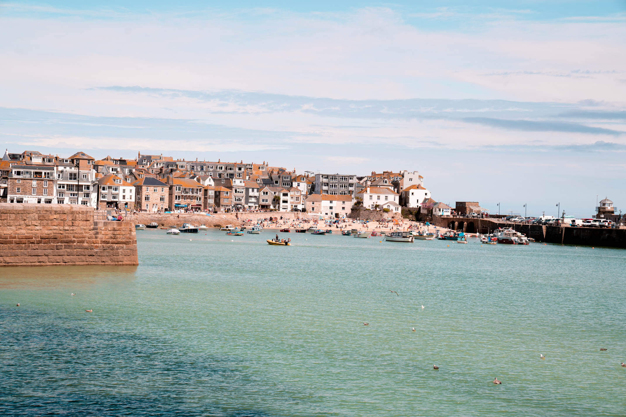 St.Ives: A guide to the most beautiful beaches in Cornwall, England