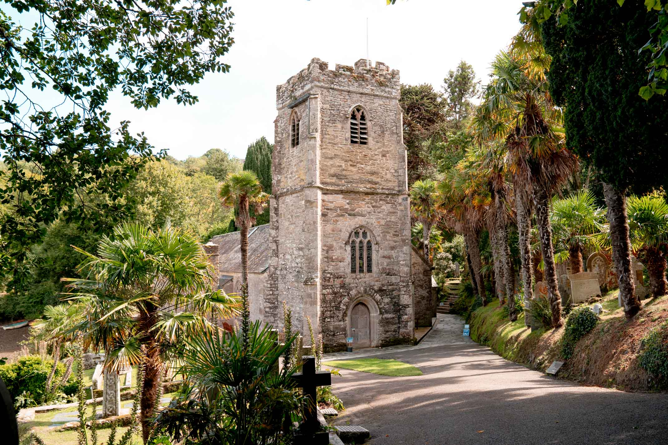St Just In Roseland: A guide to the most beautiful towns in Cornwall, England