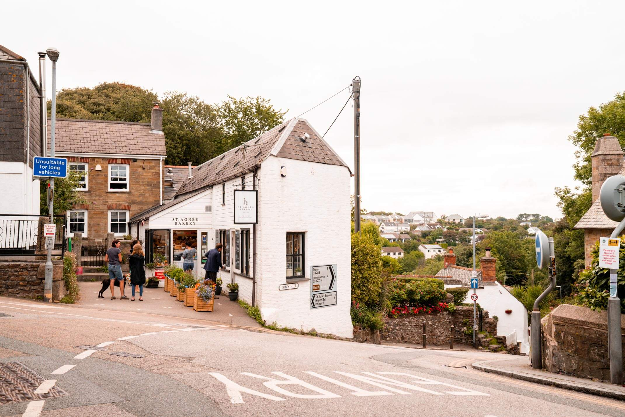 St Agnes: A guide to the most beautiful towns in Cornwall, England