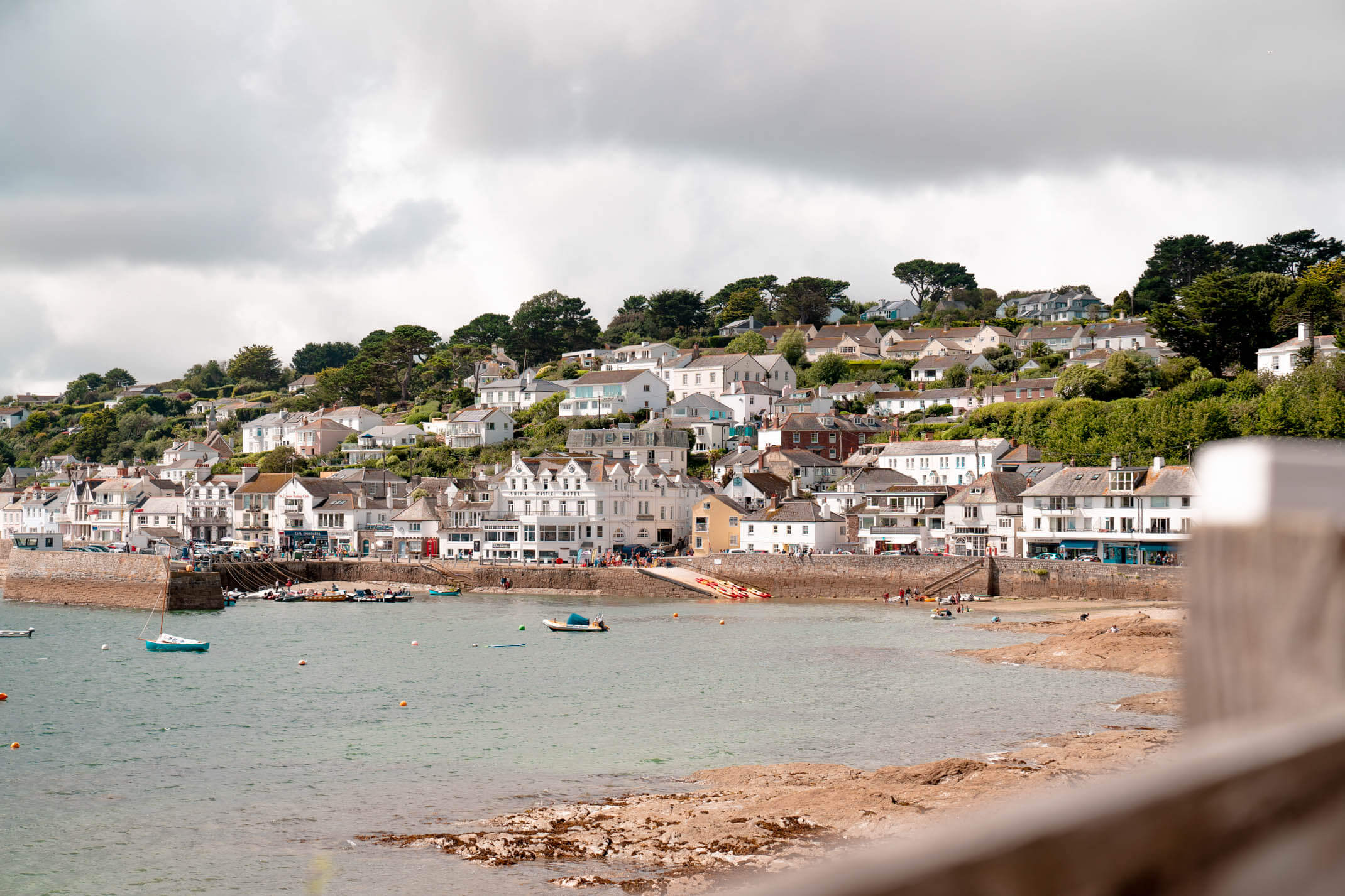 St Mawes: A guide to the most beautiful towns in Cornwall, England