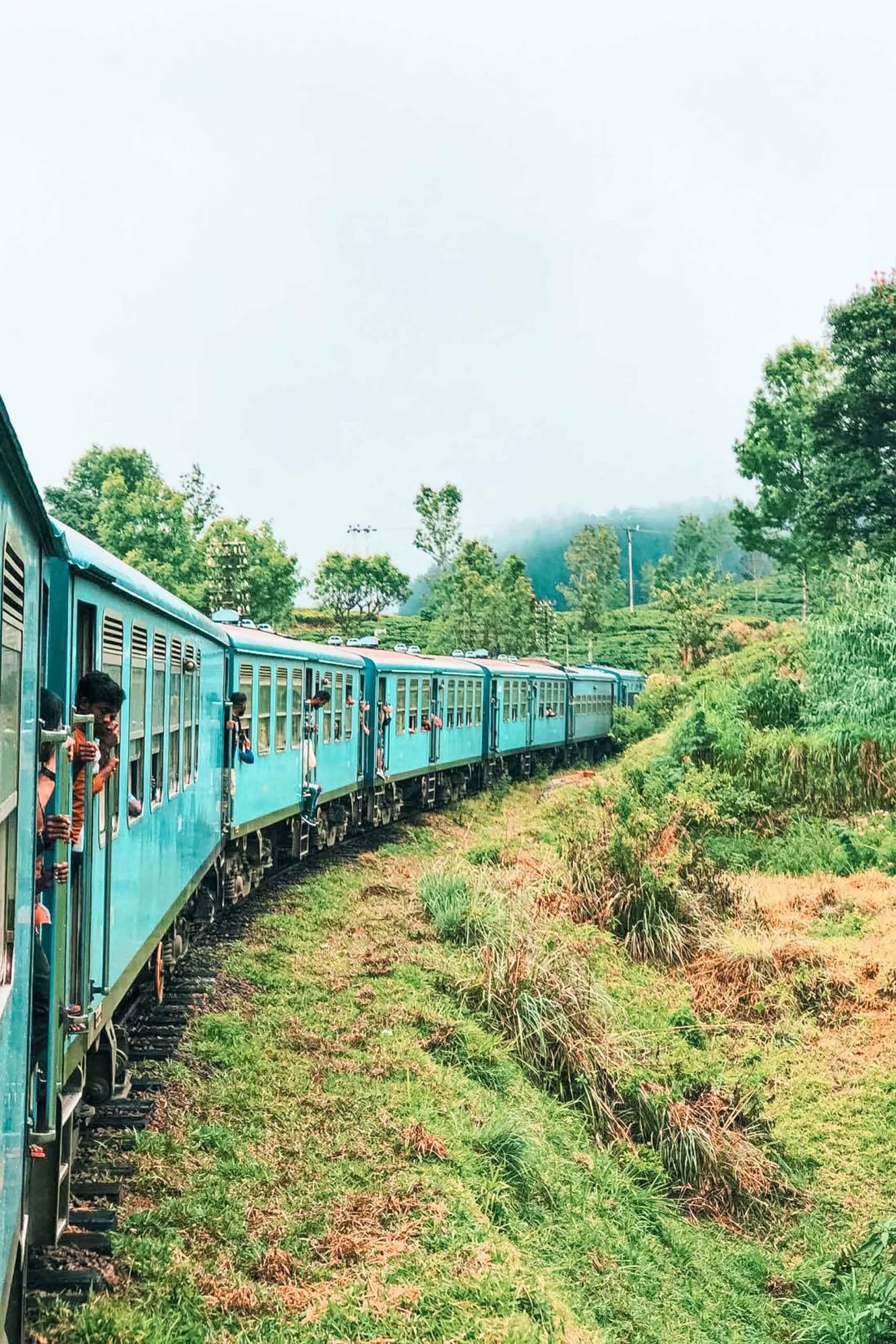 A 1-week itinerary for Sri Lanka