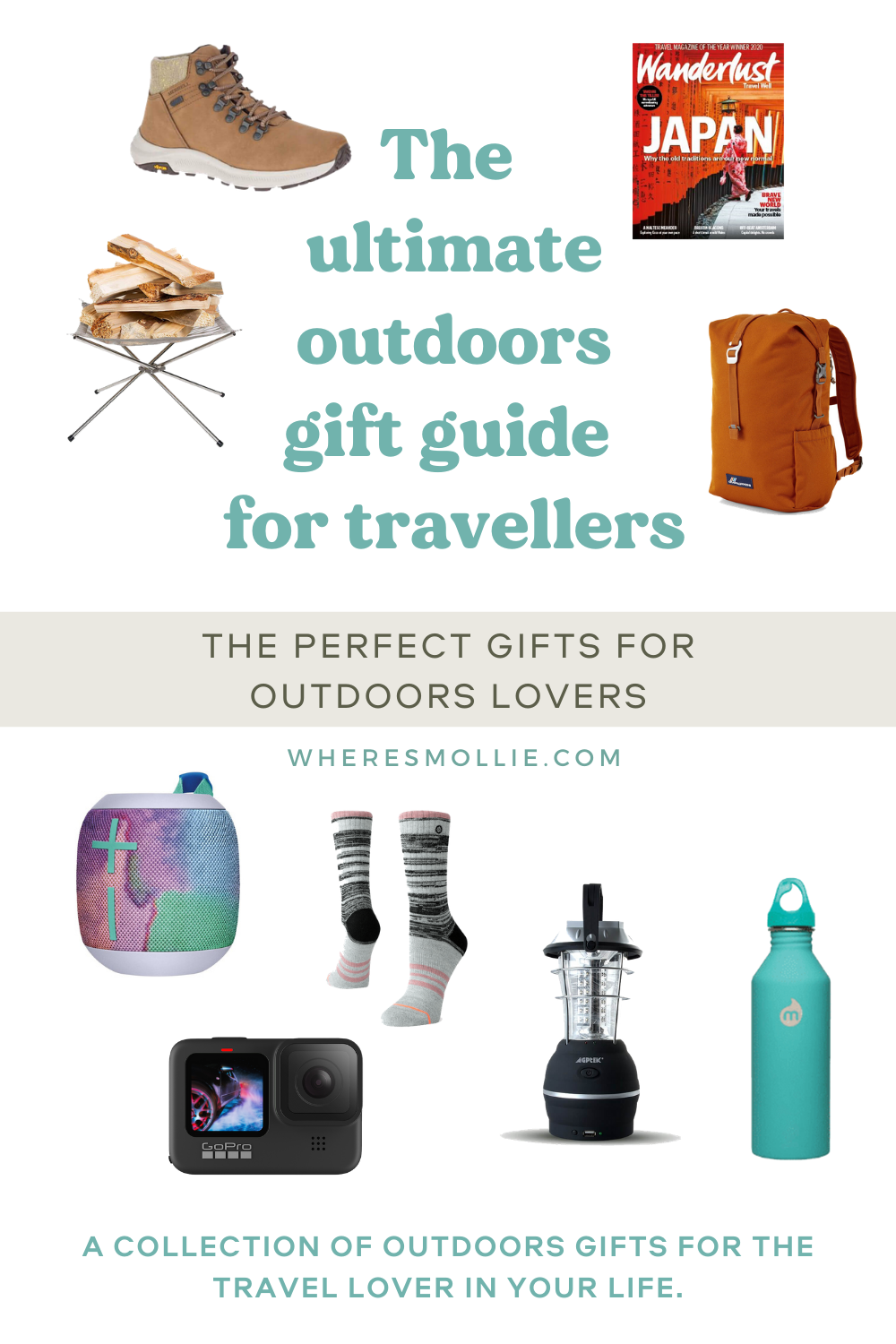 Outdoor travel gift ideas: the ultimate gift guide
