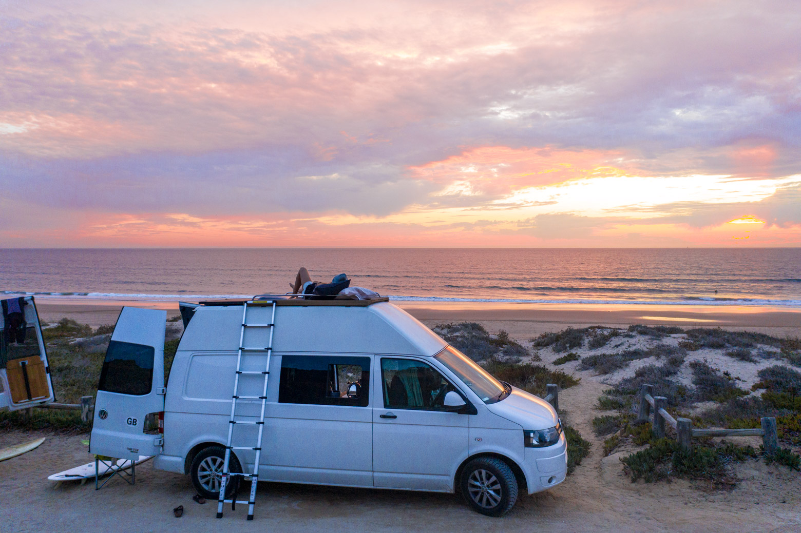Van life in Europe: A bucket list of road trips to go on