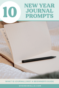 What is Journaling? How to start your journal today.