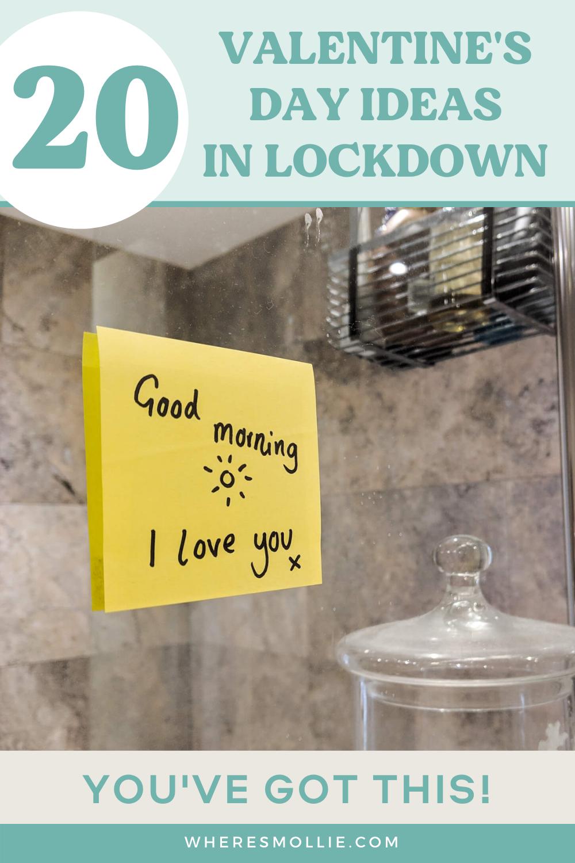 20 Best At Home Valentine\'s Day Ideas