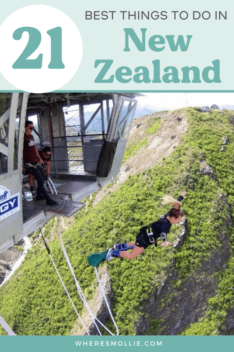 21 best things to do in New Zealand...