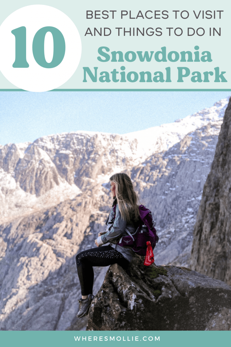 Snowdonia National Park: A complete travel guide