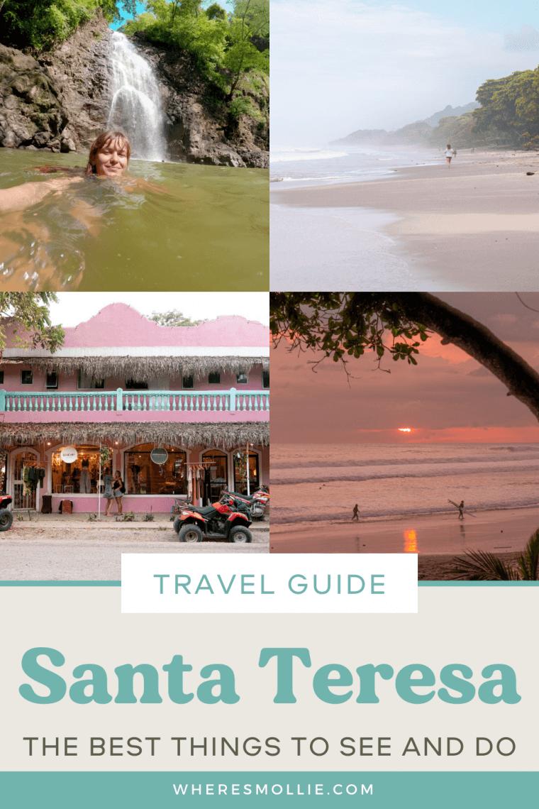 The ultimate travel guide for Santa Teresa, Costa Rica