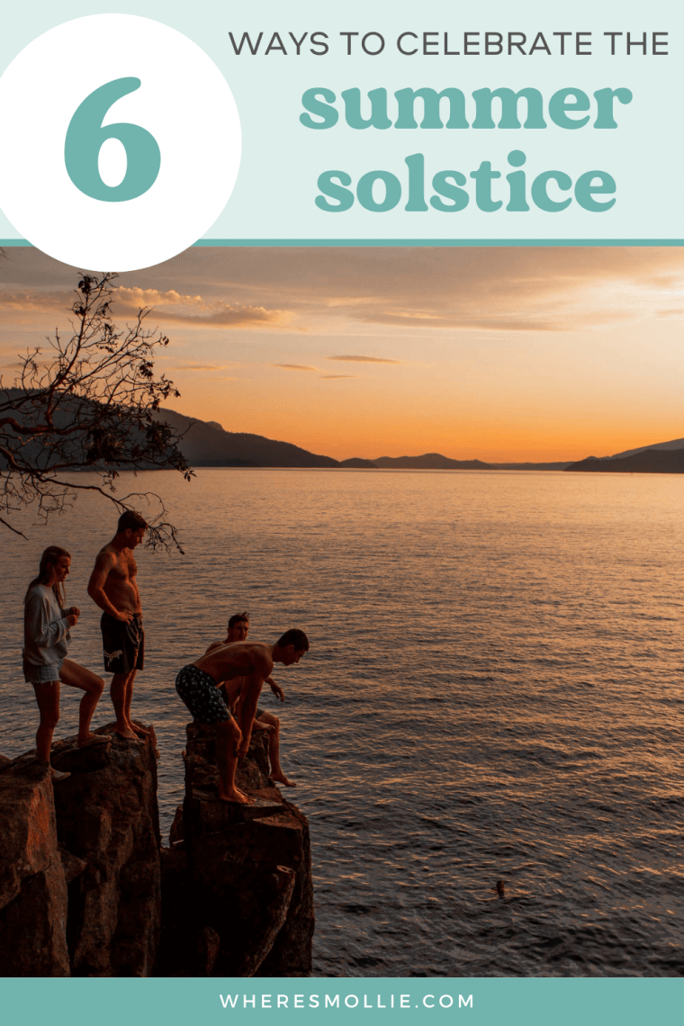 How to celebrate the uk summer solstice 2021