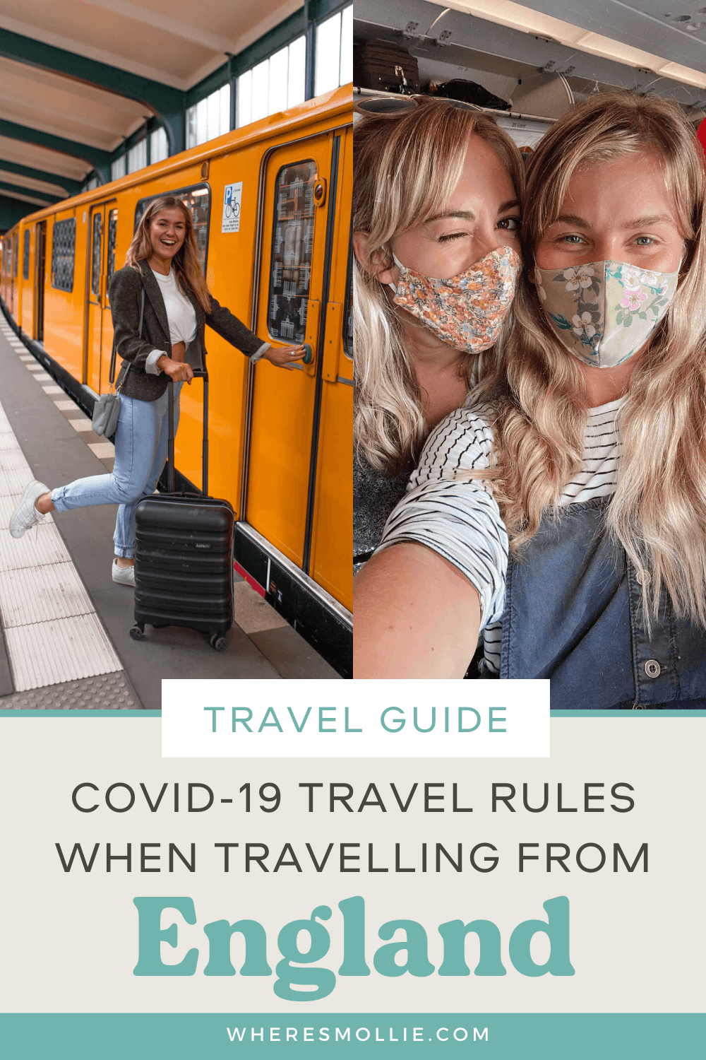 England's COVID-19 travel restrictions: where can you travel?