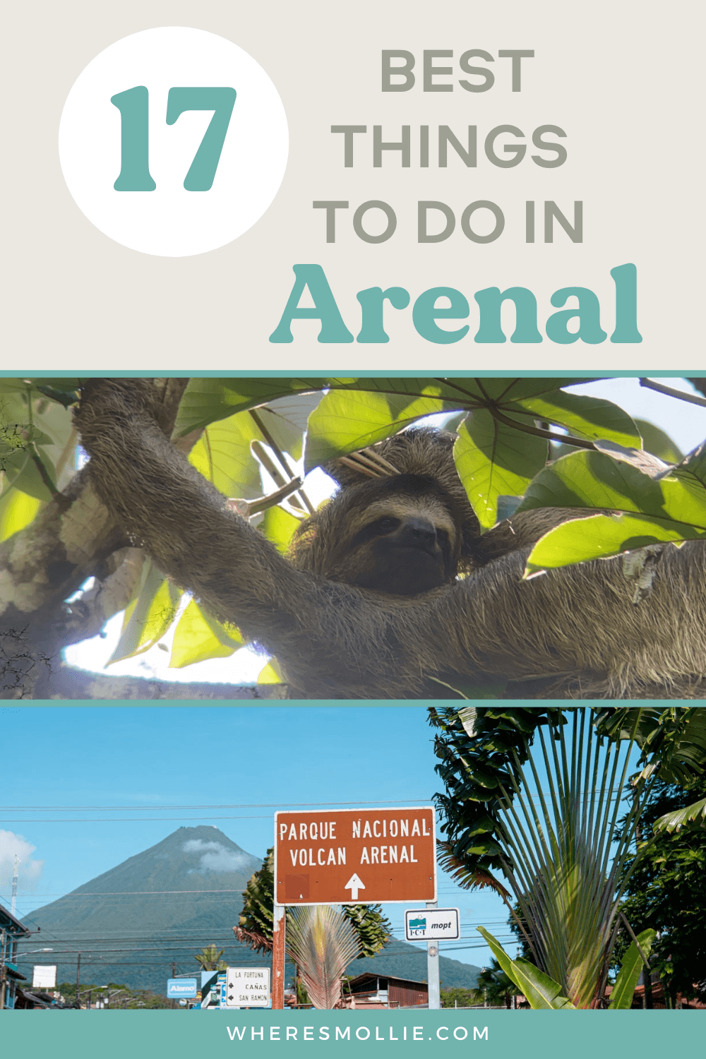 A guide to visiting Arenal Volcano, Costa Rica