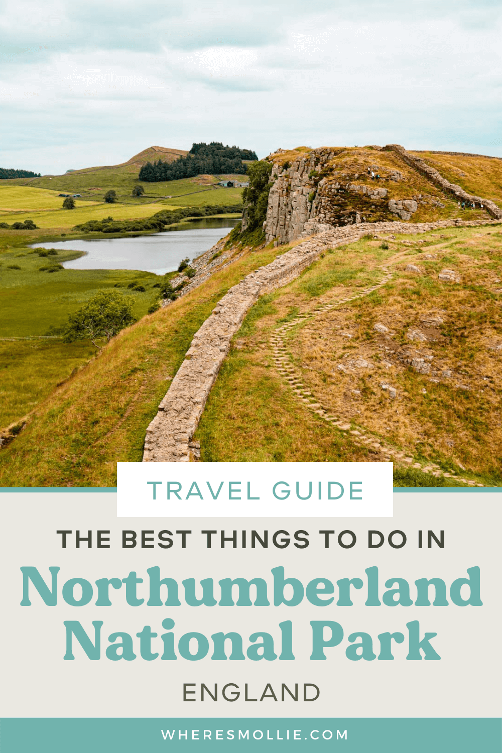 A complete guide to Northumberland National Park, England