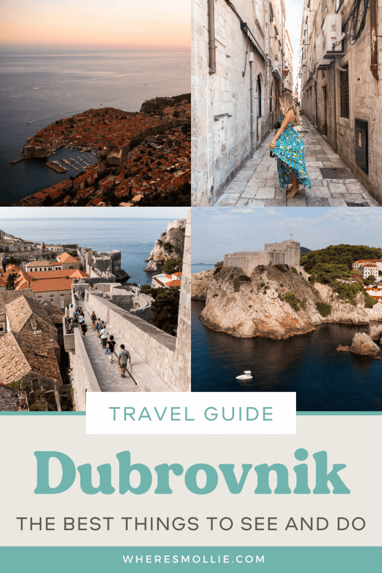 The best things to do in Dubrovnik, Croatia...