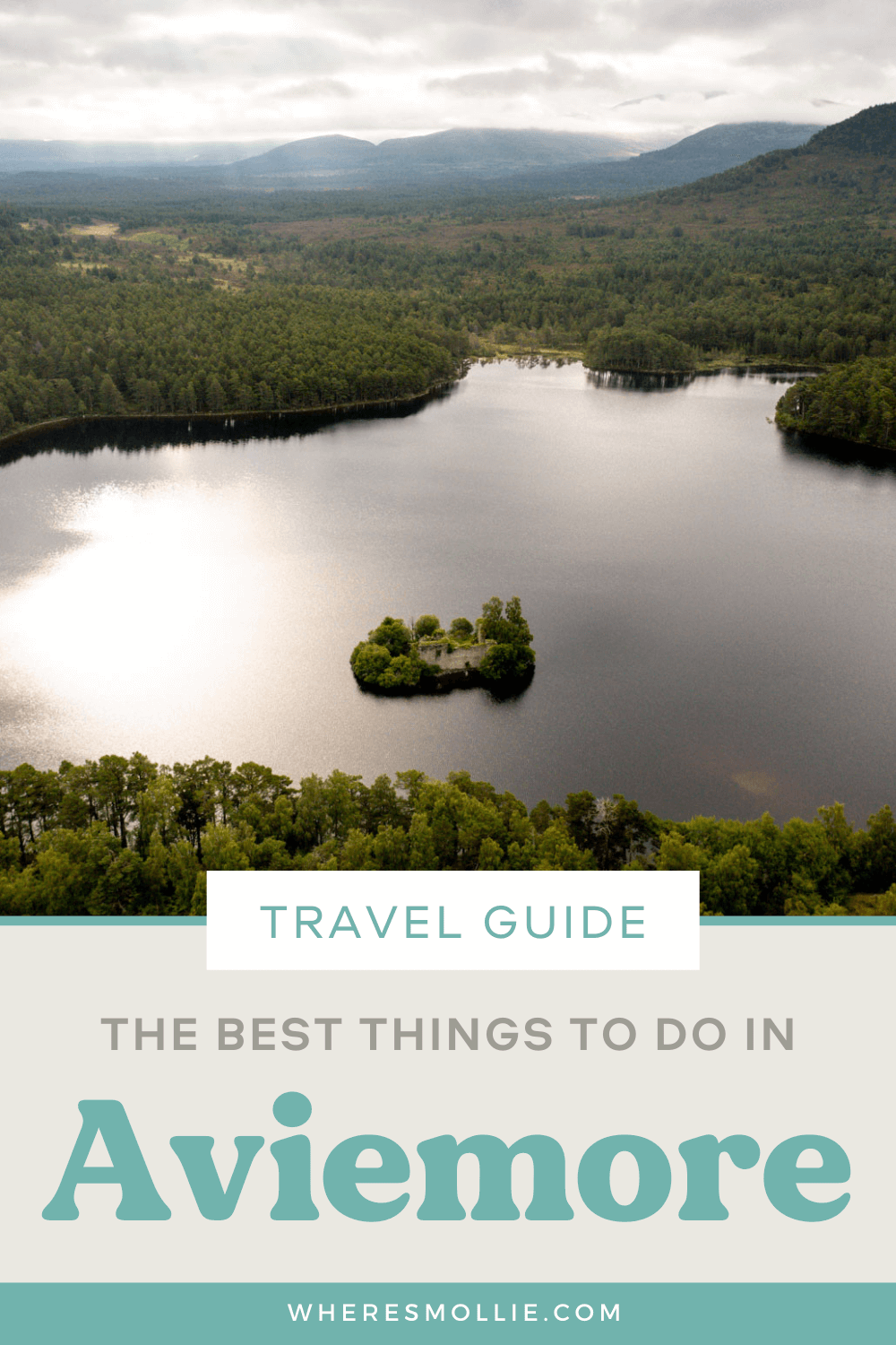 The best things to do in Aviemore, Scotland