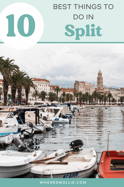 The best things to do in Split, Croatia