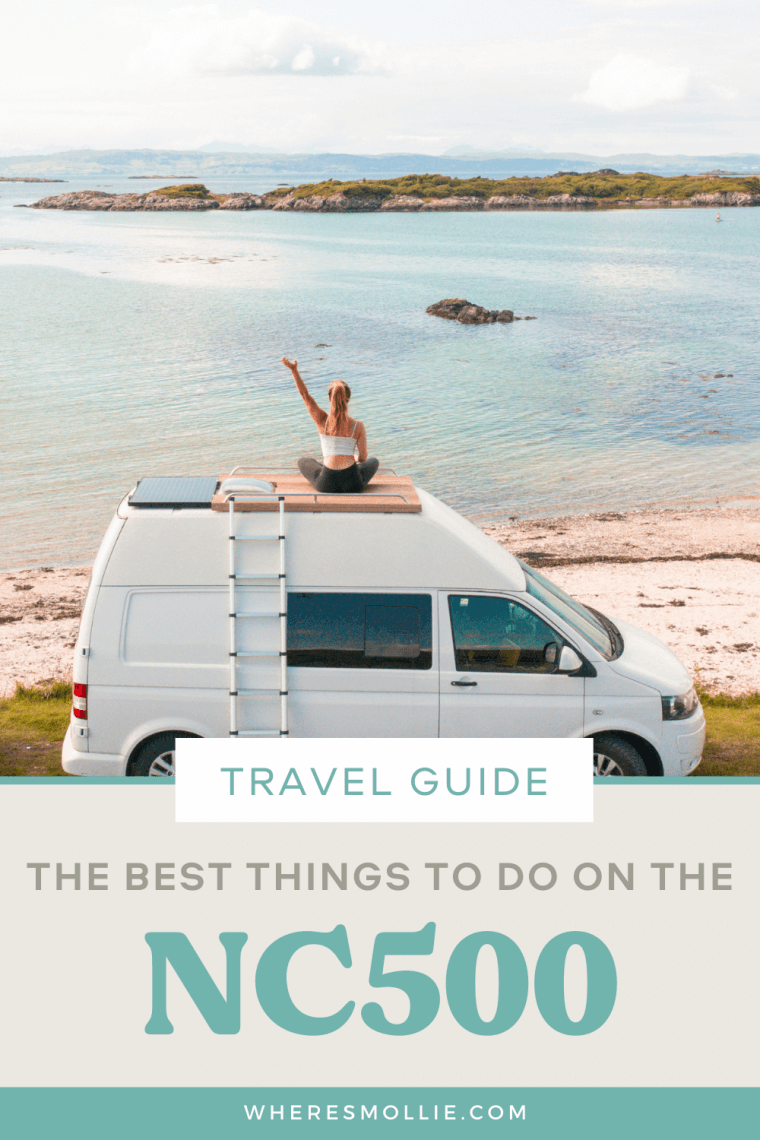 The best things to do on the NC500 road trip...