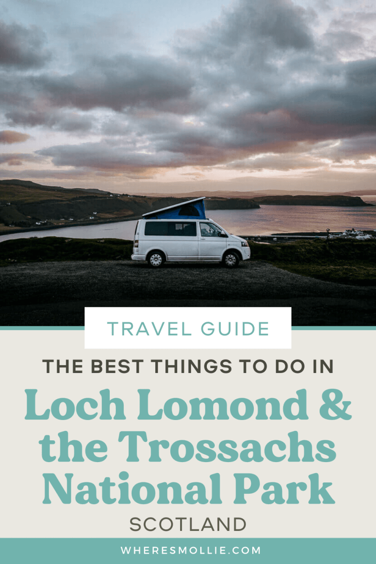 The best things to do in Loch Lomond and the Trossachs National Park...