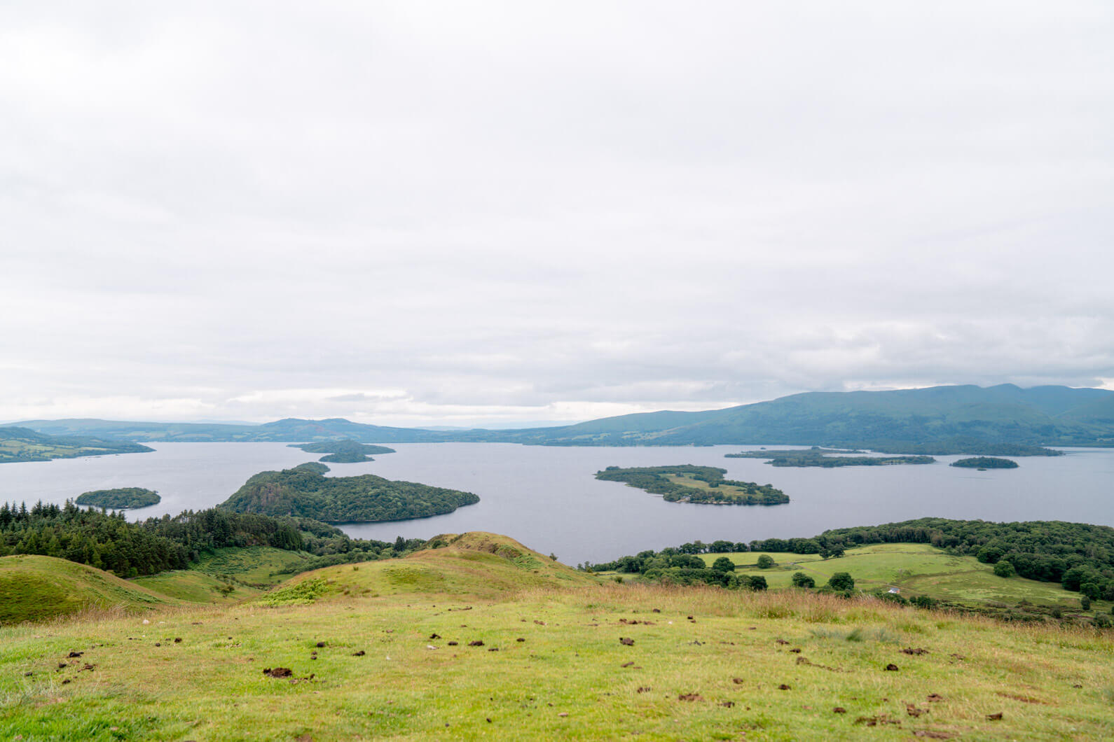 Loch Lomond National Park, Scotland-6