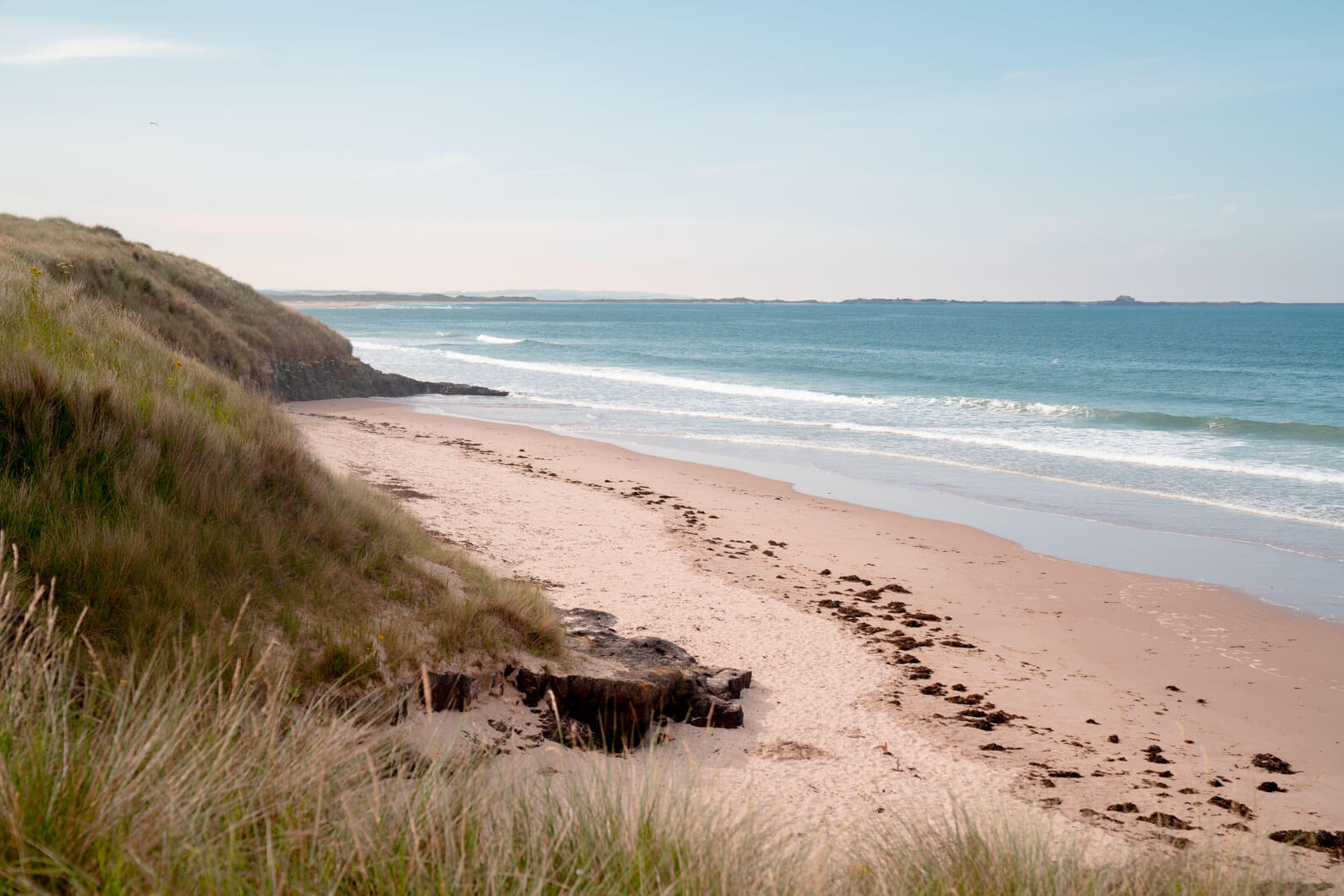 A complete guide to the Northumberland Coast AONB