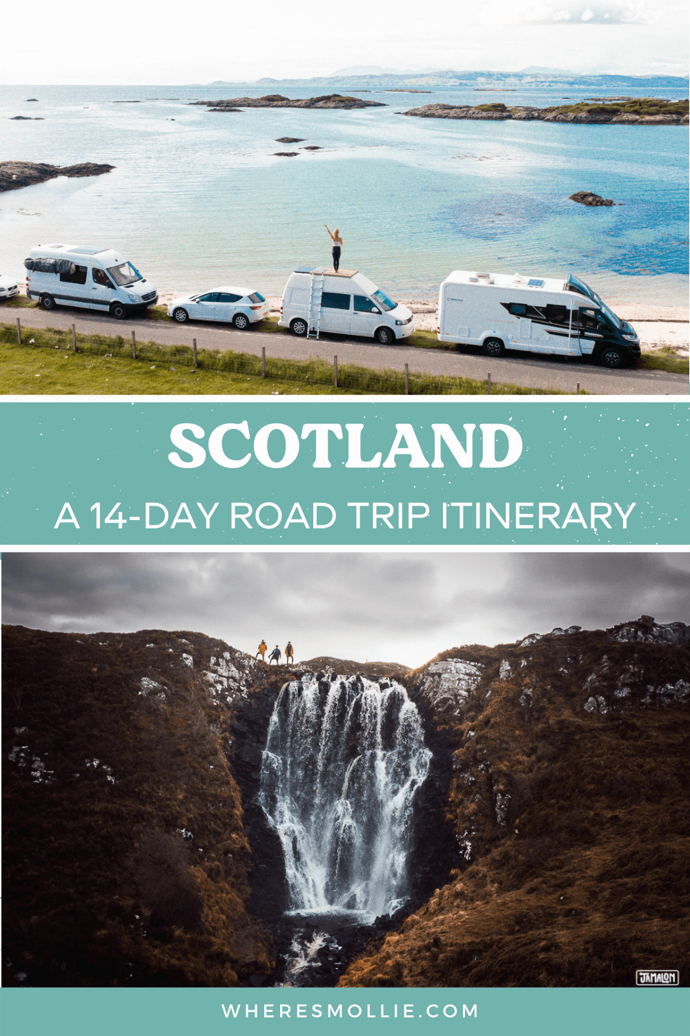 A 2-week road trip itinerary for Scotland
