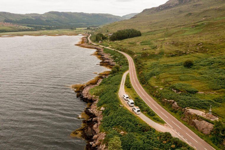 Top tips for your road trip in Scotland