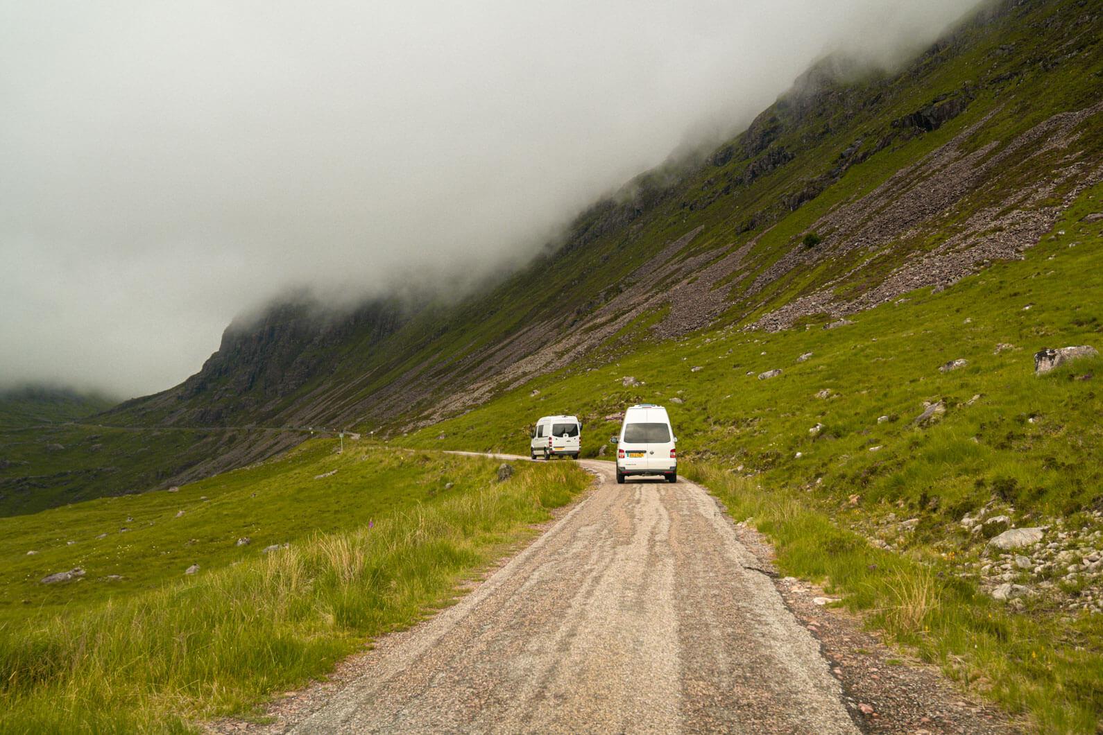 Where's Mollie-NC500-Scotland-Bealach na Ba to Applecross-1