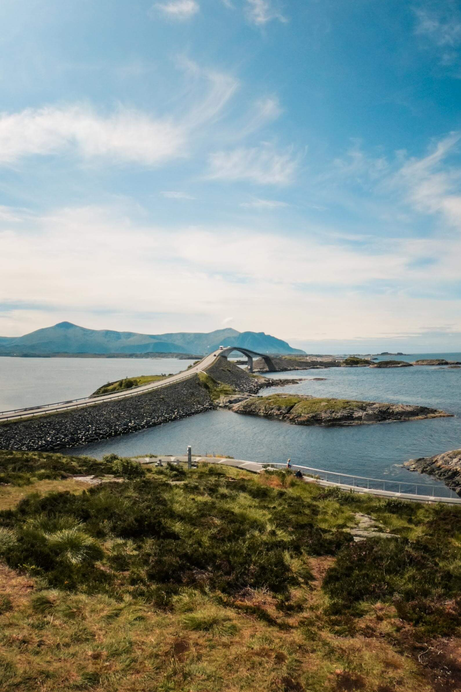 A 2-week road trip itinerary for Norway...