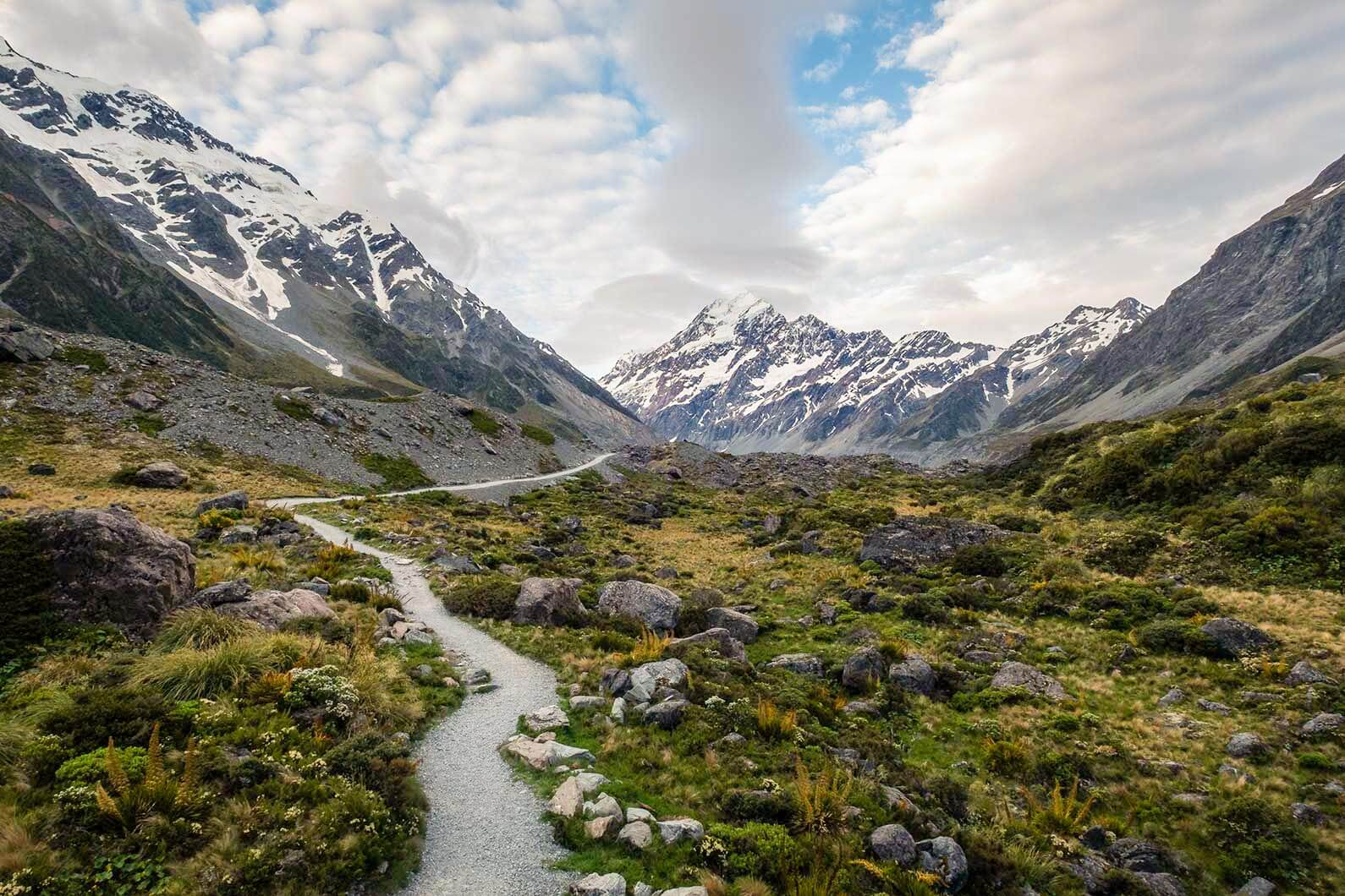The best hikes in New Zealand
