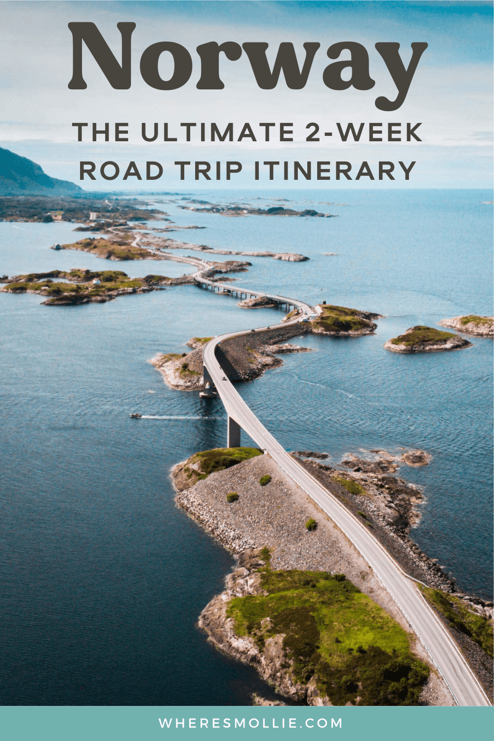 A 2-week Norway road trip itinerary