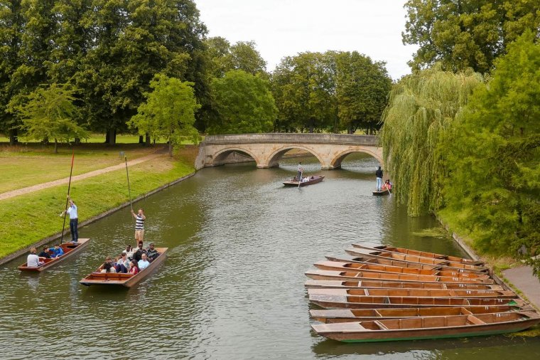 The best things to do and see in Cambridge