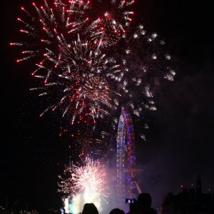 The best places to watch firework displays in the UK for Bonfire Night
